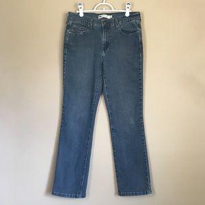 Levi's 505 Jeans 10 Straight Leg 30x30 Stretch